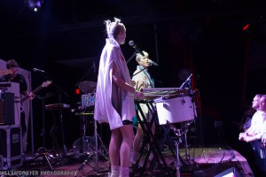 Lucius with Sam Evian at Terminal West 11/03/16