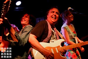Os Mutantes with Capsula and Adron @ The Earl 11/15