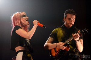 Picture Book & Live Review: Paramore @ The Tabernacle May 21st