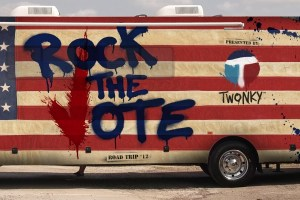Rock the Vote Tour Bus Stops in Atlanta @ Georgia State University this Friday, August 31st