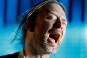 Picture Book: Radiohead at Philips Arena, March 1