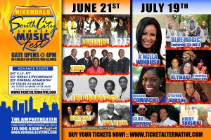 Celebrate African-American Music Month at South City Summer Music Fest on 6/21