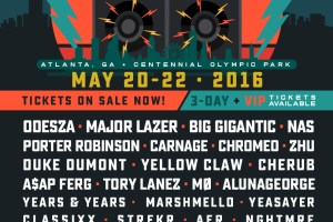 Win a pair of passes to Shaky Beats Festival!