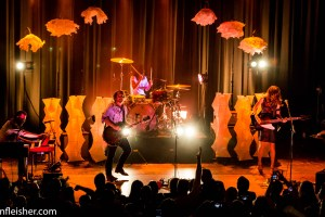 Silversun Pickups with KIEV at The Buckhead Theatre 05/02/17