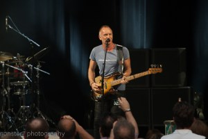 Picture Book & Review: Sting @ Chastain Park Amphitheater June 10th!