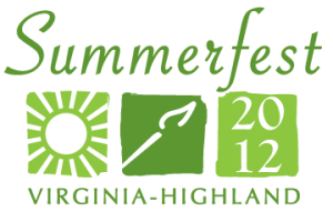 Your prix FIXX menu: Virginia Highland Summerfest, June 2-3