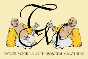 CD Review: Taylor Moore Band — Taylor Moore & The Bordeaux Brothers EP; Playing Smith's Olde Bar, February 28