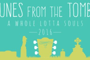 Tunes from the Tombs returns to Oakland Cemetery This Wekend!