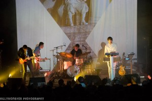 Tycho with William Tyler and Heathered Pearls at The Variety Playhouse 09/28/16
