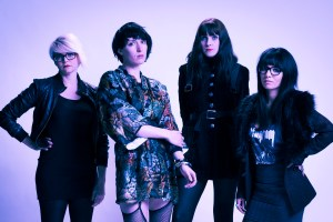 Interview w/ Wax Idols & TV Ghost; Playing the Mess-Around April 26!