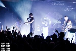 Picture Book: Yeasayer, Washed Out at The Masquerade, October 2