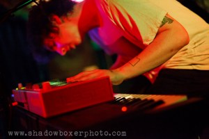 Picture Book: Youth Lagoon, Young Magic at The Drunken Unicorn, November 11
