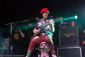The Damned with The Bellrays at The Masquerade 05/11/17