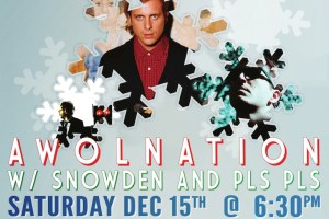 Q & A with AWOLNATION playing Winter Wonder Jam at Atlantic Station Saturday, Dec. 15th