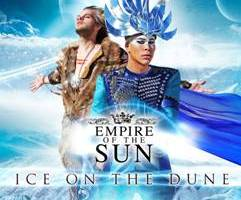 Empire of the Sun reveal artwork for Ice On The Dune