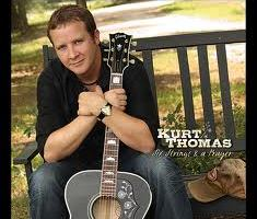 Q&A with Kurt Thomas Band; Playing at Eddie's Attic, March 2