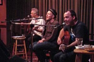 Live Review: John Wesley Harding, Joe Pernice, Rick Moody at Eddie's Attic, March 29
