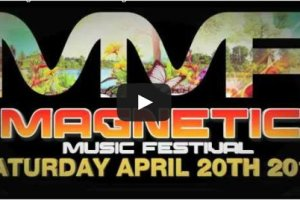 Magnetic Music Festival teases Magnetic Force Field Stage