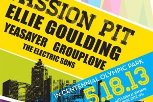 Yeasayer & The Electric Sons Added to the Party in the Park Lineup, Centennial Olympic Park 5/18