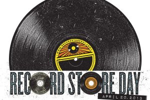 Record Store Day, this Saturday, April 20th!