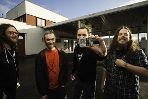 5GB With Red Fang; Playing 529, Nov. 7th