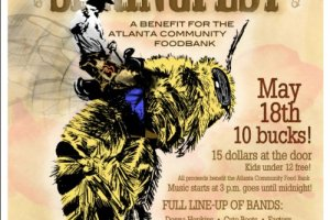 5th Annual Springfest @ Twain's Billiards and Tap; Sat, May 18th