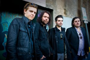 5GB With The Boxer Rebellion; Playing Vinyl Tonight April 16th