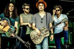 Interview w/ Tyler Bryant; Playing w/ The Shakedown @ Smith's Olde Bar 4/26!