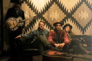 "THE LONE BELLOW RELEASE NEW TRACK ""THEN CAME THE MORNING"""