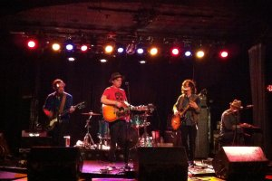 Live Review & Picture Book: The Wild Feathers @ Smith's Olde Bar, Feb. 5, Residency Continues