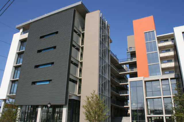 Tribute Lofts Exterior