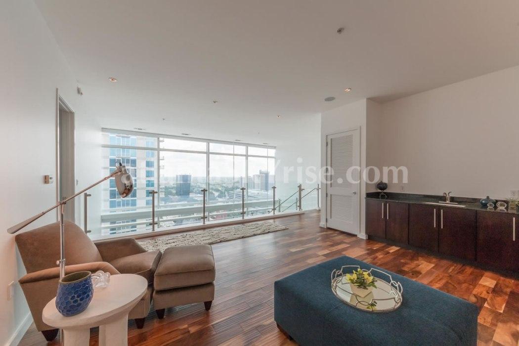 W Residences 45 Ivan Allen Penthouse 2706 Upper Landing 2