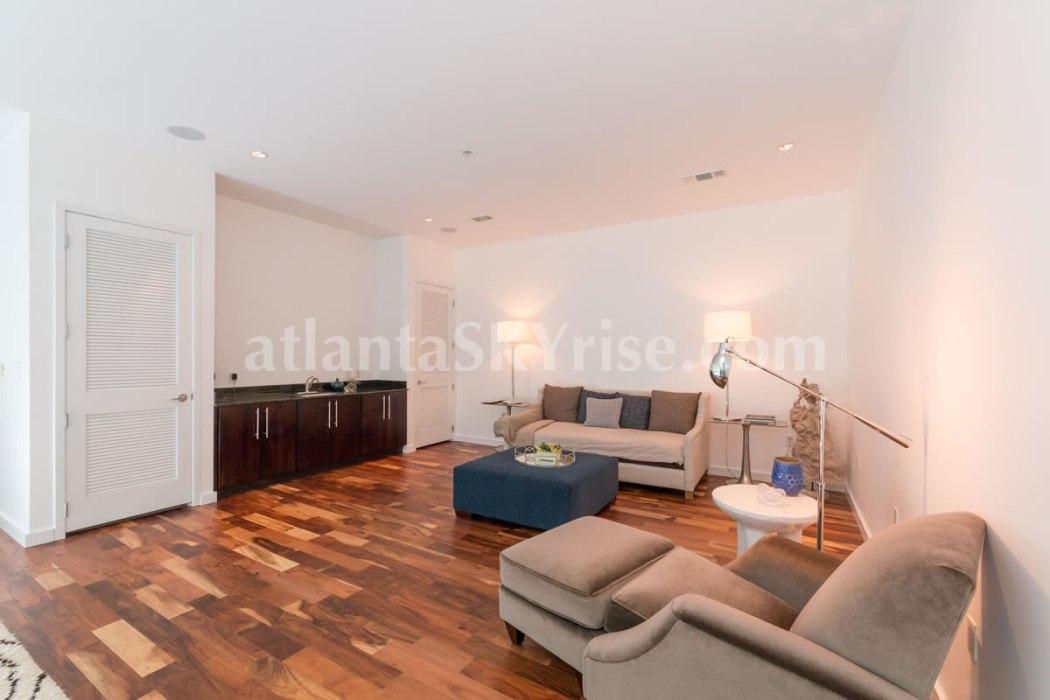W Residences 45 Ivan Allen Penthouse 2706 Upper Landing 3