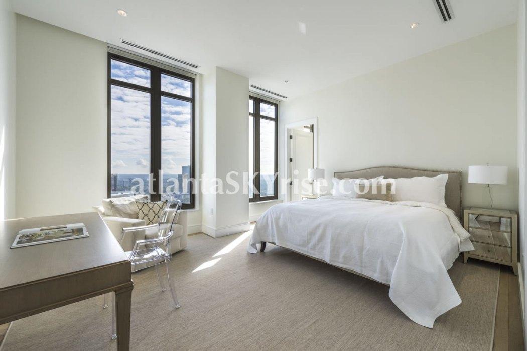 Mandarin Oriental Residences Atlanta Unit 39 Guest Bedroom Two 1