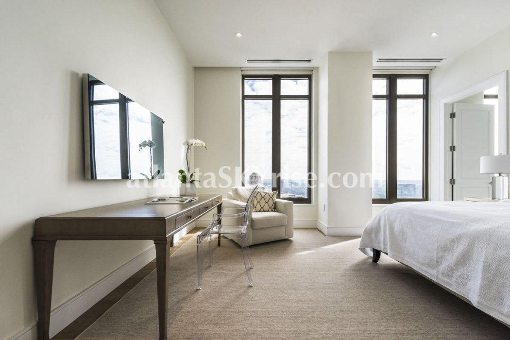 Mandarin Oriental Residences Atlanta Unit 39 Guest Bedroom Two