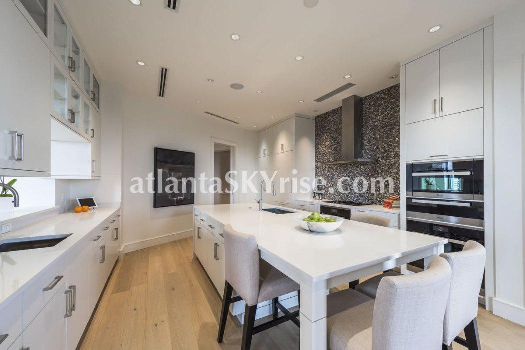 Mandarin Oriental Residences Atlanta Unit 39 Kitchen8