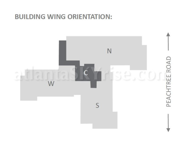 Wing Orientation