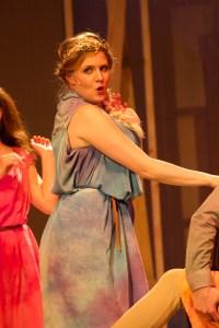 Jennifer Alice Acker as Guinevere. Photo byDan Carmody/Studio 7.