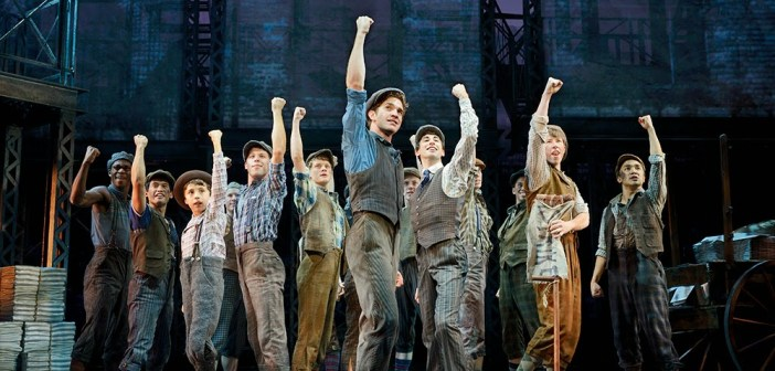 Quick Chat with Newsies' Jacob Kemp