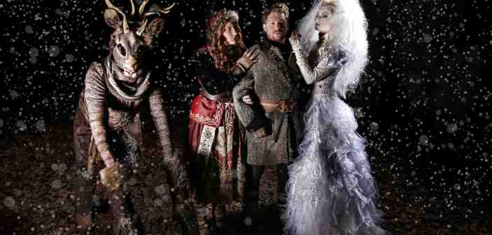 Serenbe Playhouse Shares Photos of The Snow Queen