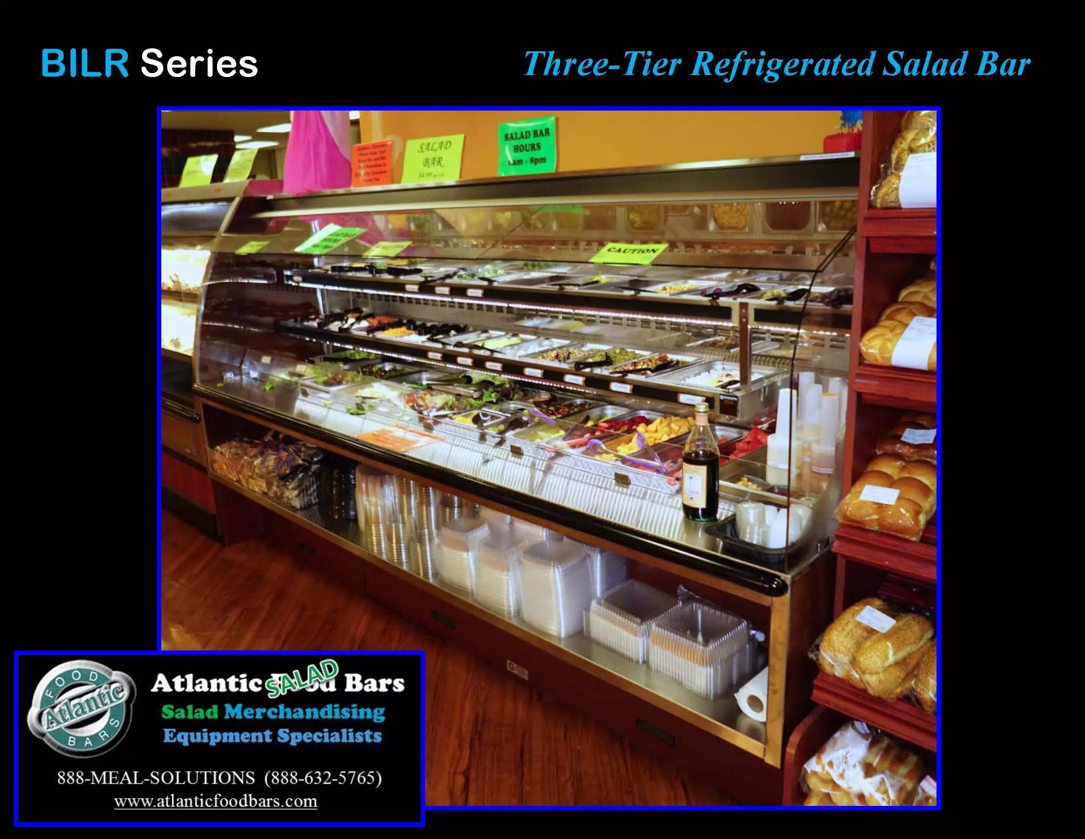 Atlantic food bars hot cold prepared foods lineup for Hot food bar 3 divisions