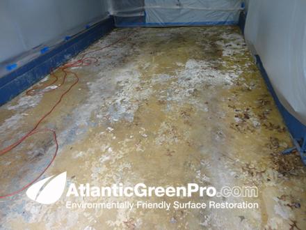 Removing Vinyl Tile Glue From Concrete - Bathroom Furniture Ideas