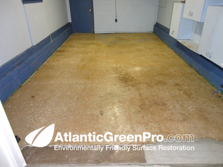 How To Clean Concrete Floors After Removing Carpet Floor