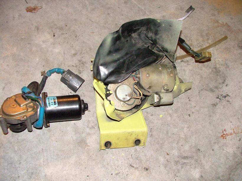 Wiper Motor Upgrade