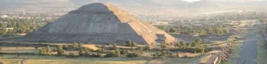 Benteng kuno Teotihuacan