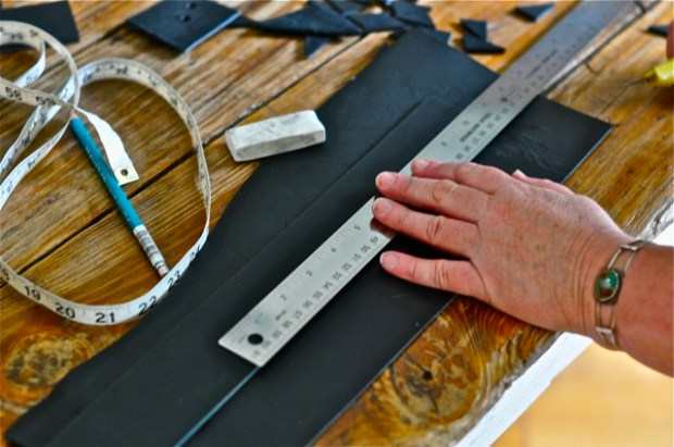 Making the belts