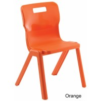 Titan AGES 8 - 9 One Piece Classroom Chair
