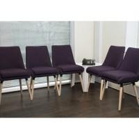 Contemporary 4 Legged Reception Chair