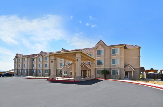 Best Western California City