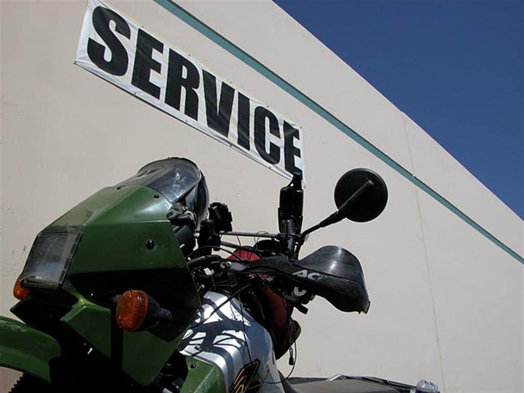 KLR Service